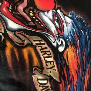 Harley Davidson T-shirt's - Lot of 25 Shirts